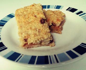 Zdravý jablečný koláč