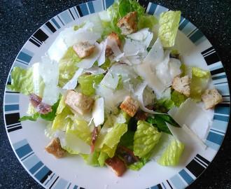 caesar salát bez masa