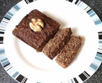 Makovo-ořechový koláč